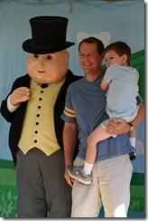 Mike Bo Sir Topham Hat