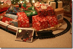 Train and presents 2
