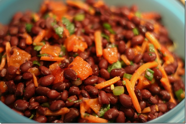 Smoky Black Bean Salad