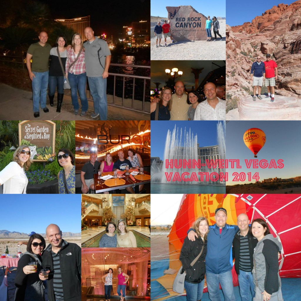 Vegas Vacation 2014